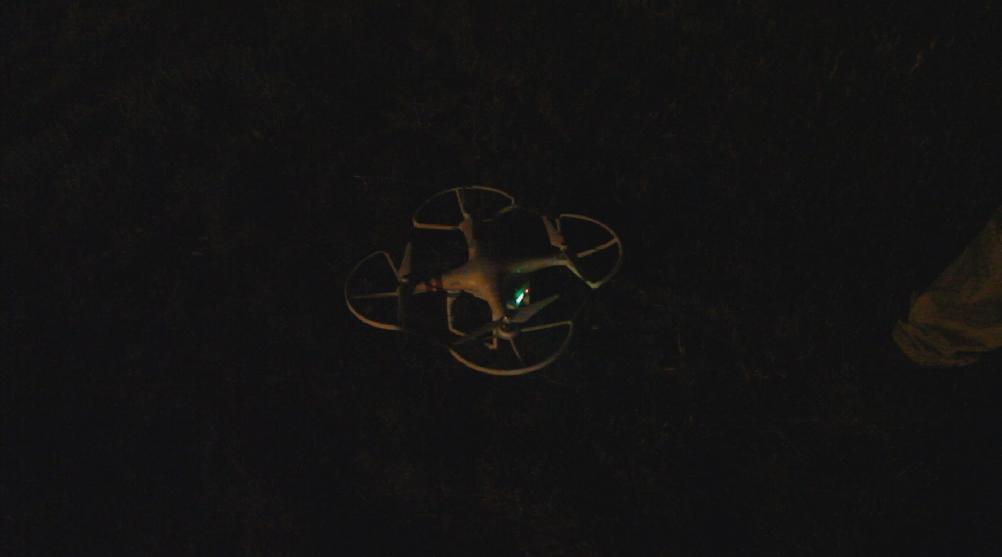 搜星,精灵搜星还是挺快的一会就爆闪绿灯了!