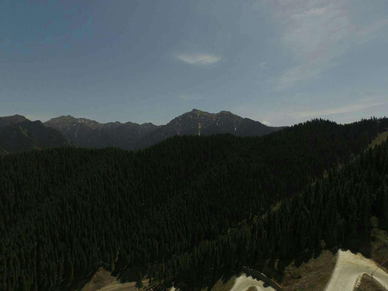 大美新疆-南山