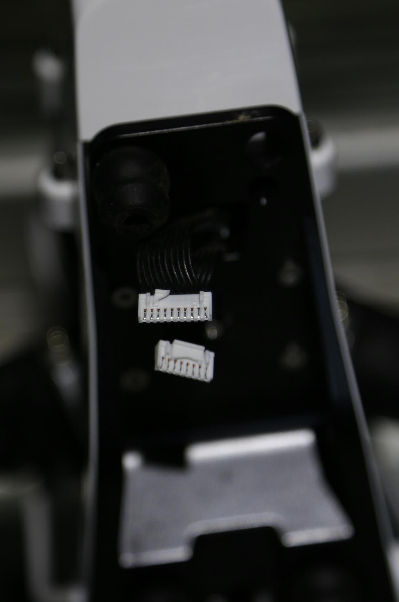 这个排线插是否坏掉了?