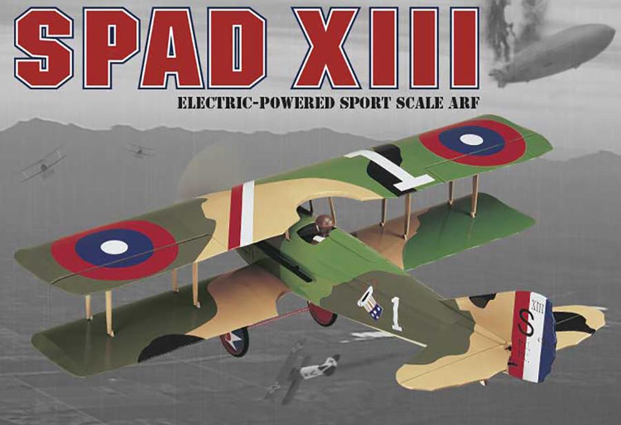 珠海星宇航空技术有限公司ELECTRIFLY SPAD XII.jpg