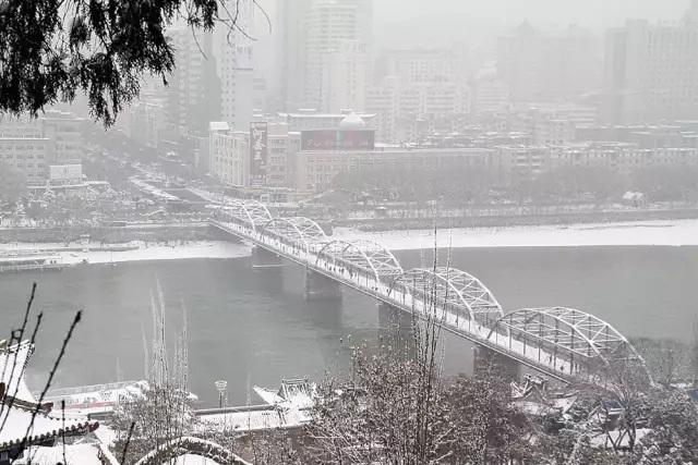 百年铁桥——中山桥