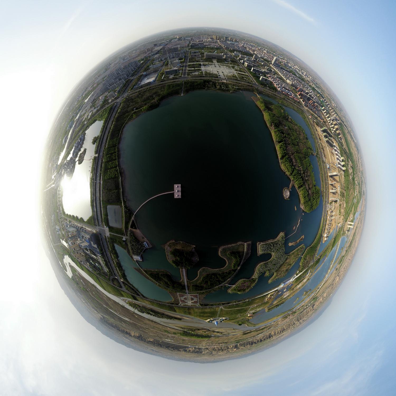 中卫香山公园
